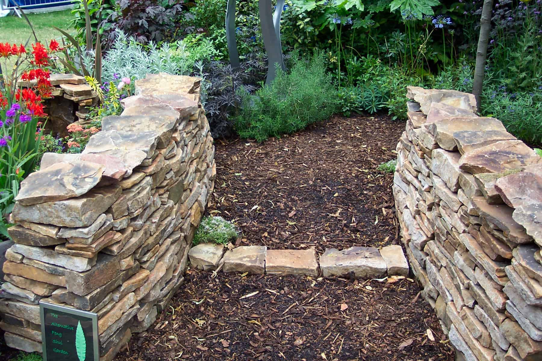 Best ideas about Landscape Edging Stones . Save or Pin Natural Stone Now.