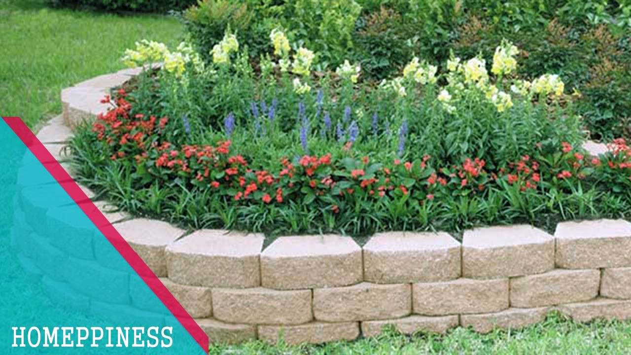 Best ideas about Landscape Edging Stones . Save or Pin MUST LOOK 25 Low Bud Stone Garden Edging Ideas that Now.