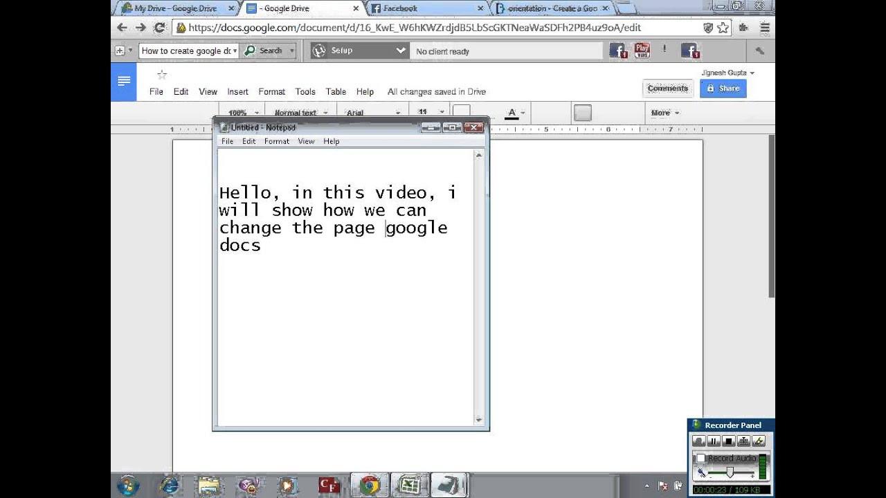 Best ideas about Landscape Mode Google Docs . Save or Pin Create Google docs in landscape mode Now.