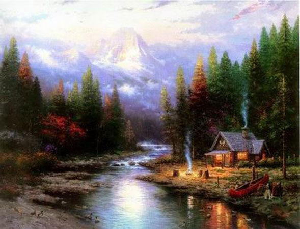 Best ideas about Landscape Paintings By Famous Artists . Save or Pin landscape paintings by famous artists Now.