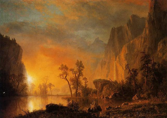 Best ideas about Landscape Paintings By Famous Artists . Save or Pin Famous Landscape Oil Paintings by Albert Bierstadt Fine Now.