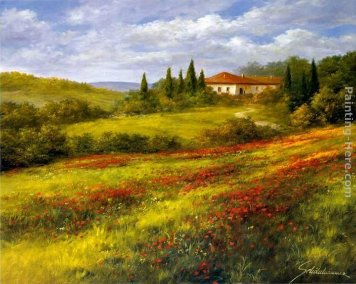 Best ideas about Landscape Paintings By Famous Artists . Save or Pin landscapepaintings Now.