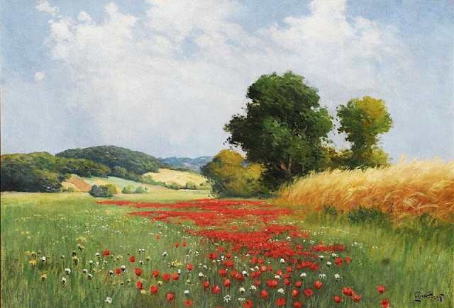 Best ideas about Landscape Paintings By Famous Artists . Save or Pin Gyula Zorkoczy Hungarian Landscape Painter Blog of an Now.