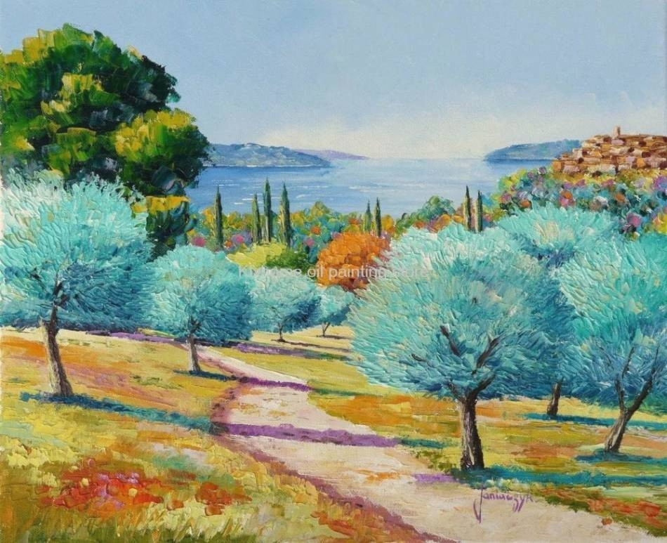Best ideas about Landscape Paintings By Famous Artists . Save or Pin 20 Collection of Famous Landscape Paintings Now.