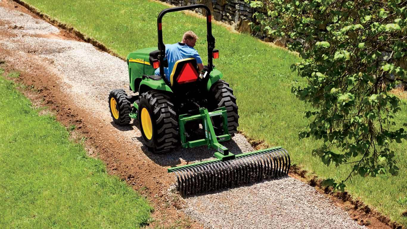 Best ideas about Landscape Rake Tractor Supply . Save or Pin Landscaping Equipment Now.