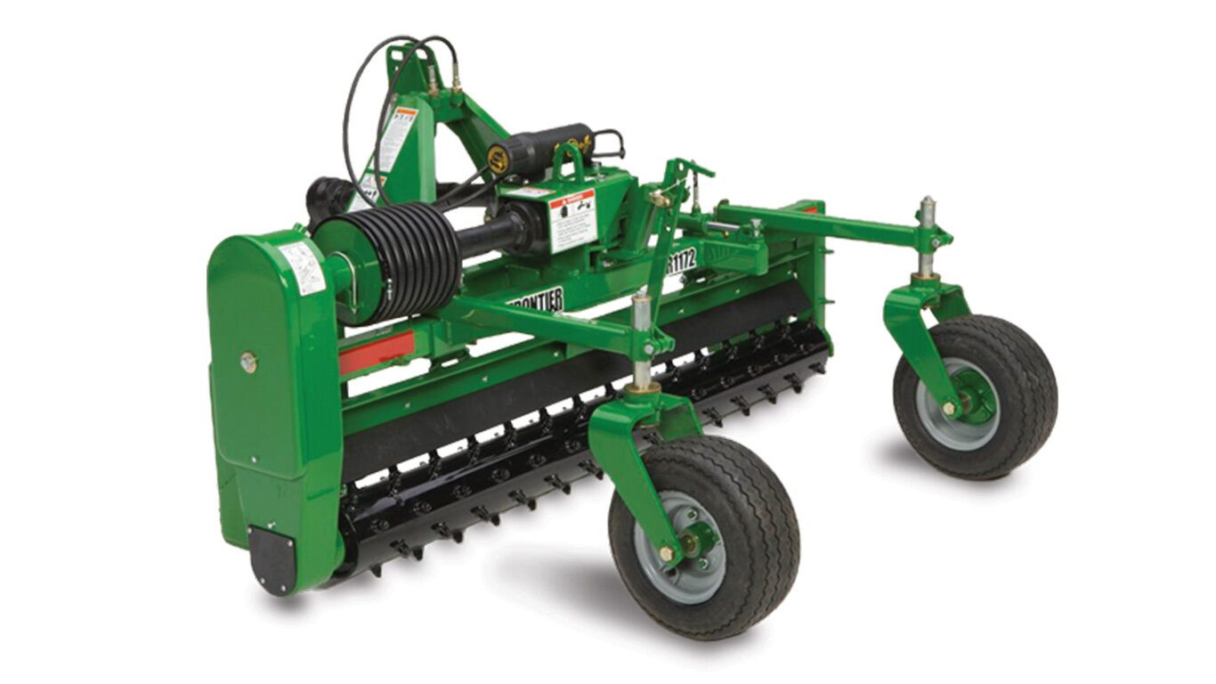 Best ideas about Landscape Rake Tractor Supply . Save or Pin Landscaping Equipment Frontier PR11 Power Rake Now.