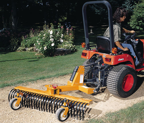 Best ideas about Landscape Rake Tractor Supply . Save or Pin Woods Equipment Co Sub pact Tractor Attachments Now.