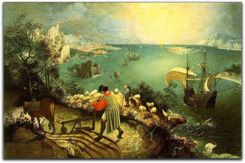 Best ideas about Landscape With The Fall Of Icarus Poem . Save or Pin BRUEGEL AND AUDEN FALL TO EARTH Now.