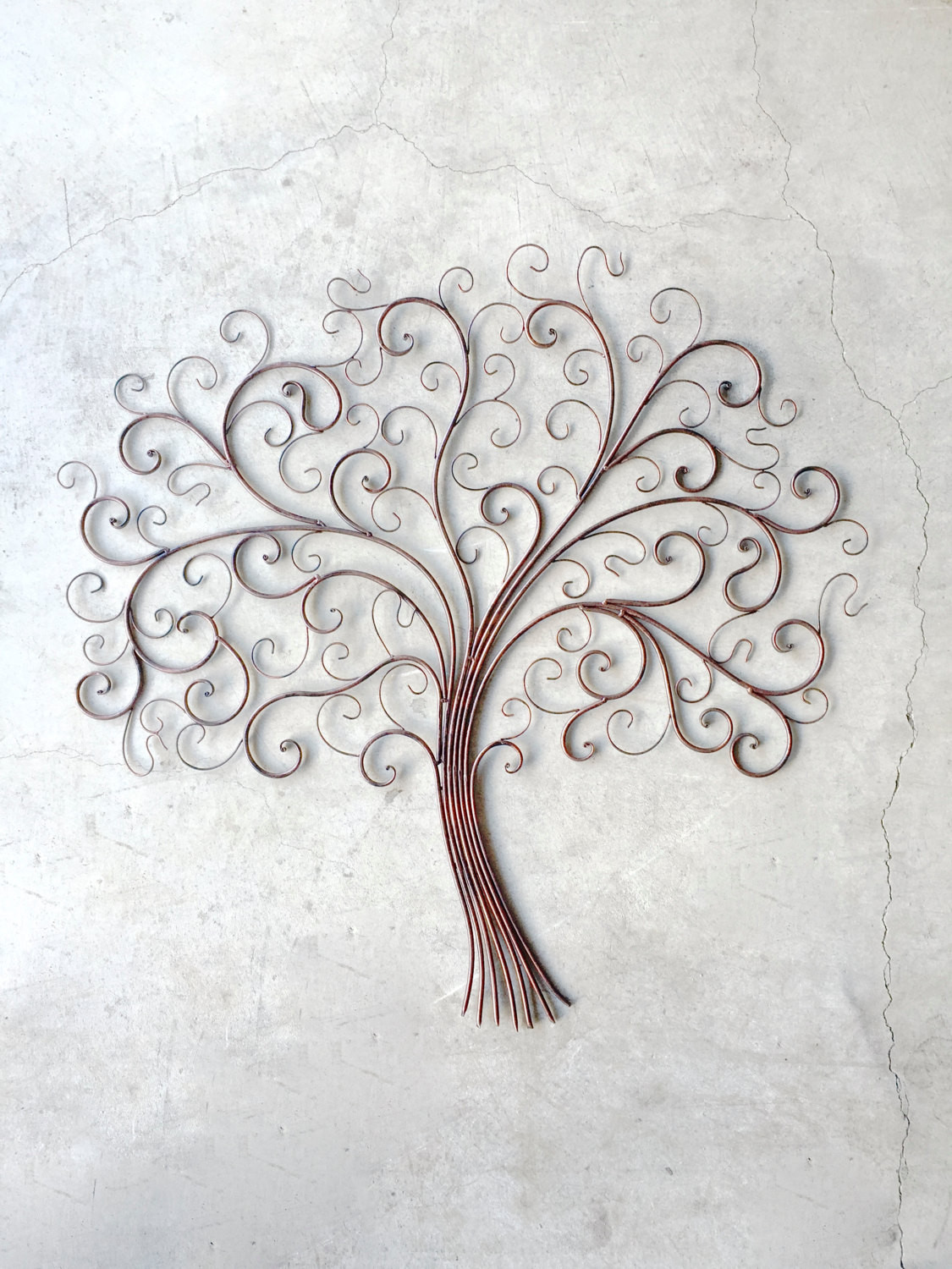 Best ideas about Large Metal Wall Art . Save or Pin Metal Wall Art Metal Wall Decor Tree Wall Art Metal Now.