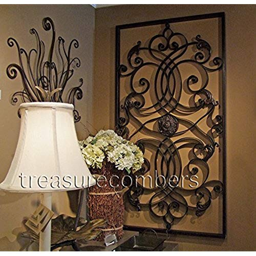 Best ideas about Large Metal Wall Art . Save or Pin Metal Wall Decor Amazon Now.