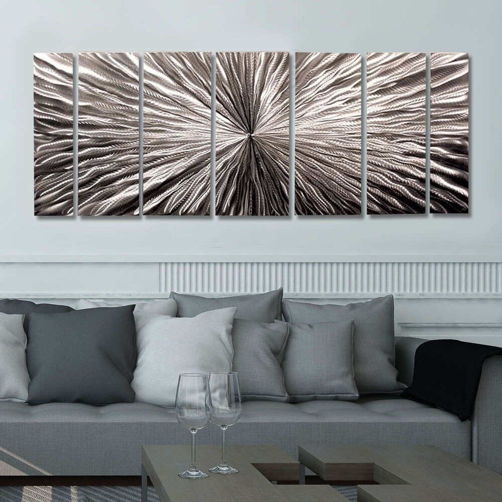 Best ideas about Large Metal Wall Art . Save or Pin Contemporary Abstract Metal Wall Art Sculpture Now.