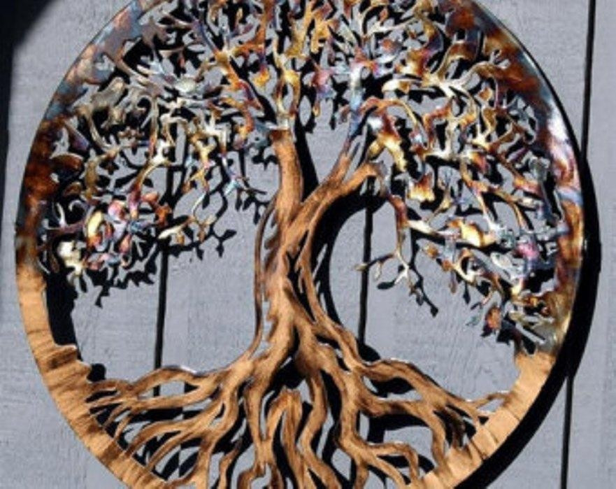 Best ideas about Large Outdoor Metal Wall Art . Save or Pin 20 Best Metal Wall Art for Outdoor Now.