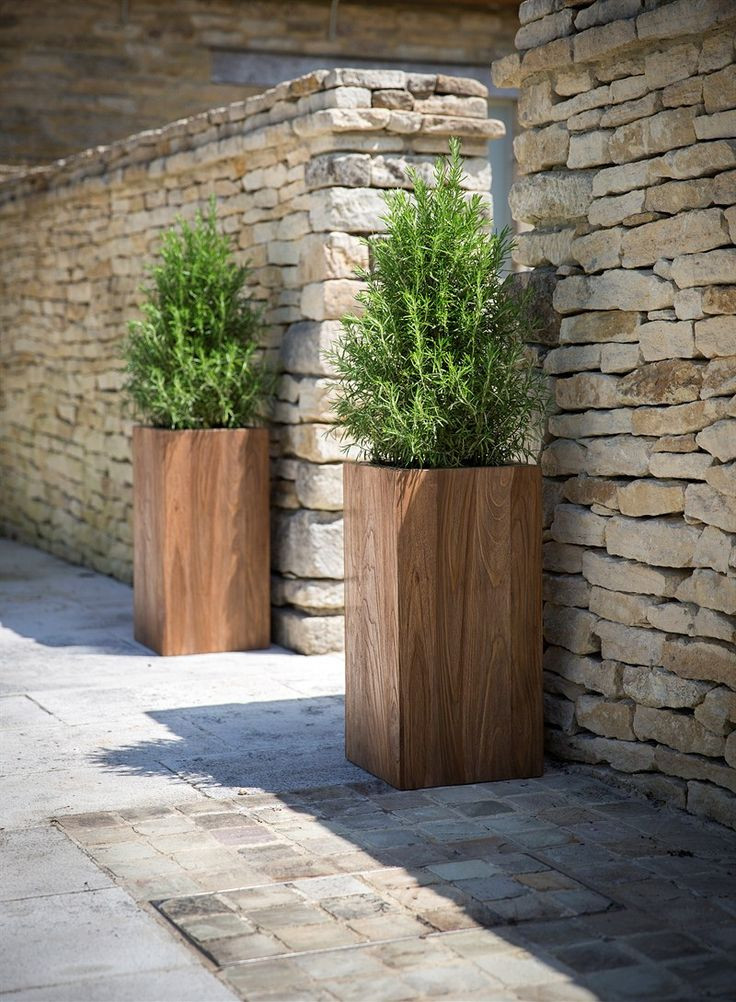 Best ideas about Large Outdoor Planters . Save or Pin Best 25 Front door planters ideas on Pinterest Now.