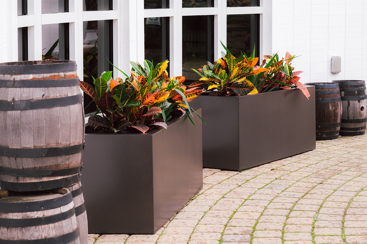 Best ideas about Large Outdoor Planters . Save or Pin Planter Pots Now.