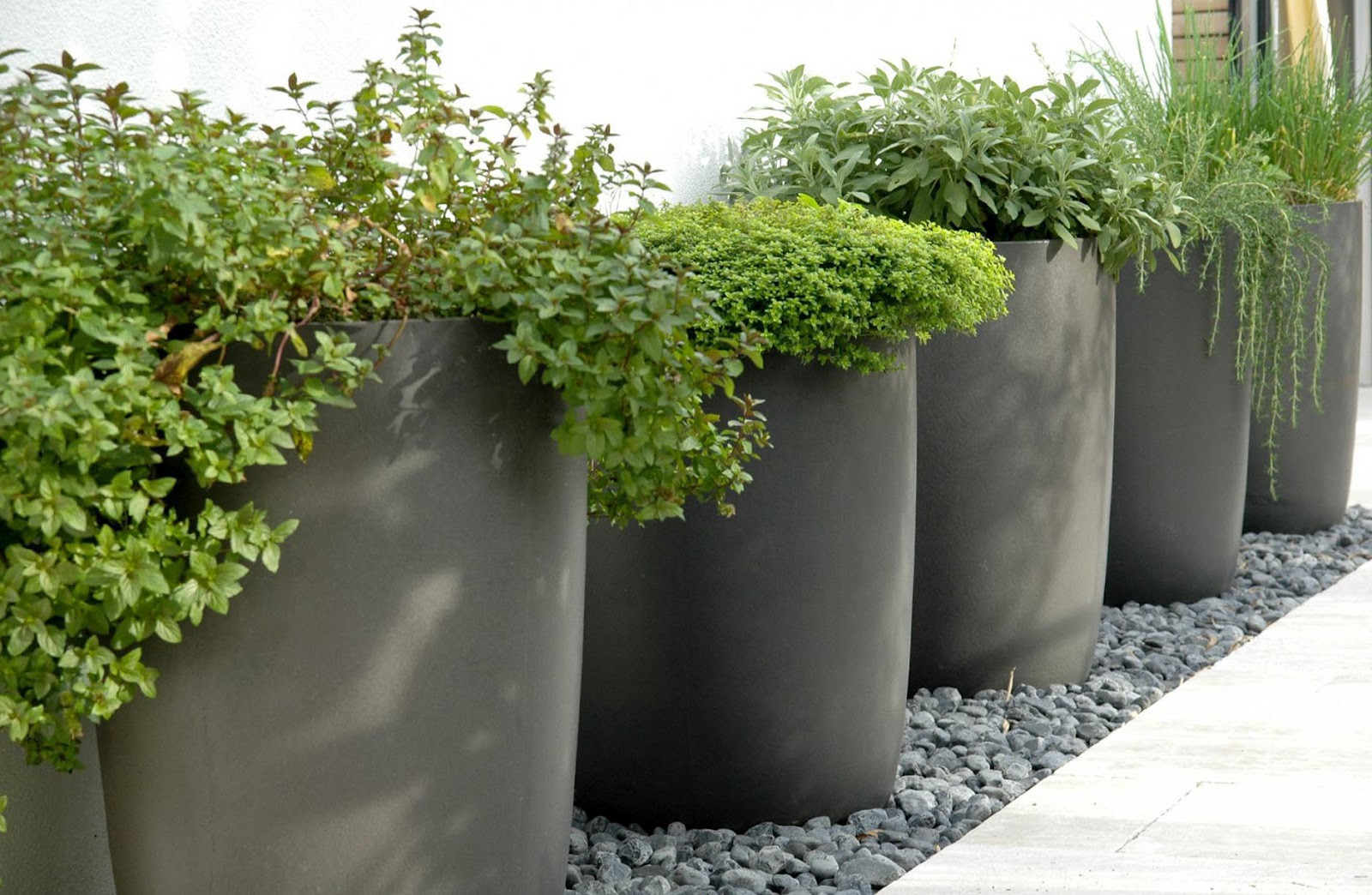 Best ideas about Large Outdoor Planters . Save or Pin Design for the Garden Now.