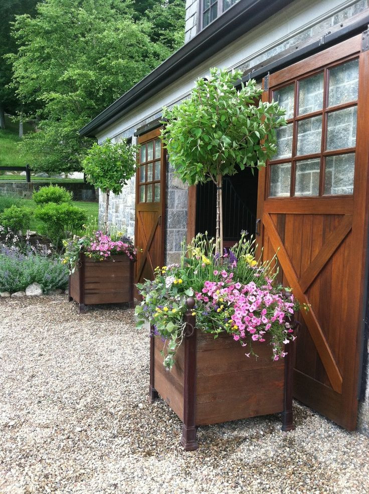 Best ideas about Large Outdoor Planters . Save or Pin Best 25 planter boxes ideas on Pinterest Now.