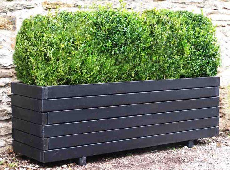 Best ideas about Large Outdoor Planters . Save or Pin tall outdoor planter ideas Tall Outdoor Planters and How Now.
