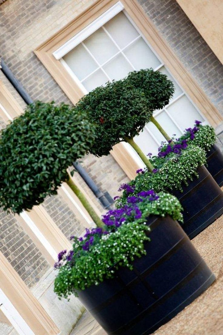 Best ideas about Large Outdoor Planters . Save or Pin 17 Best ideas about Outdoor Planters on Pinterest Now.