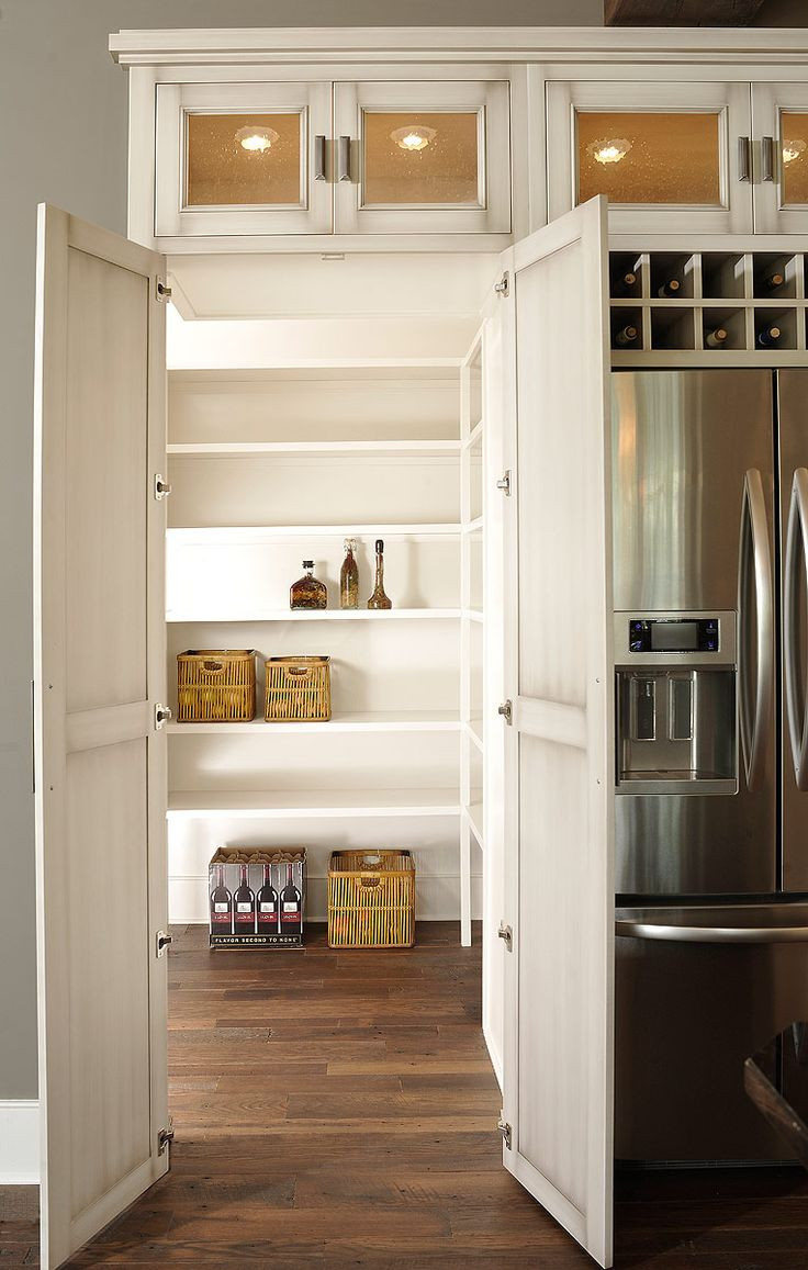 Best ideas about Large Pantry Cabinet . Save or Pin The 25 best Hidden pantry ideas on Pinterest Now.