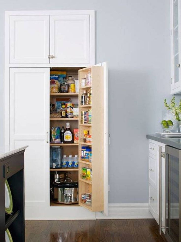 Best ideas about Large Pantry Cabinet . Save or Pin Best 25 Kitchen pantry cabinets ideas on Pinterest Now.