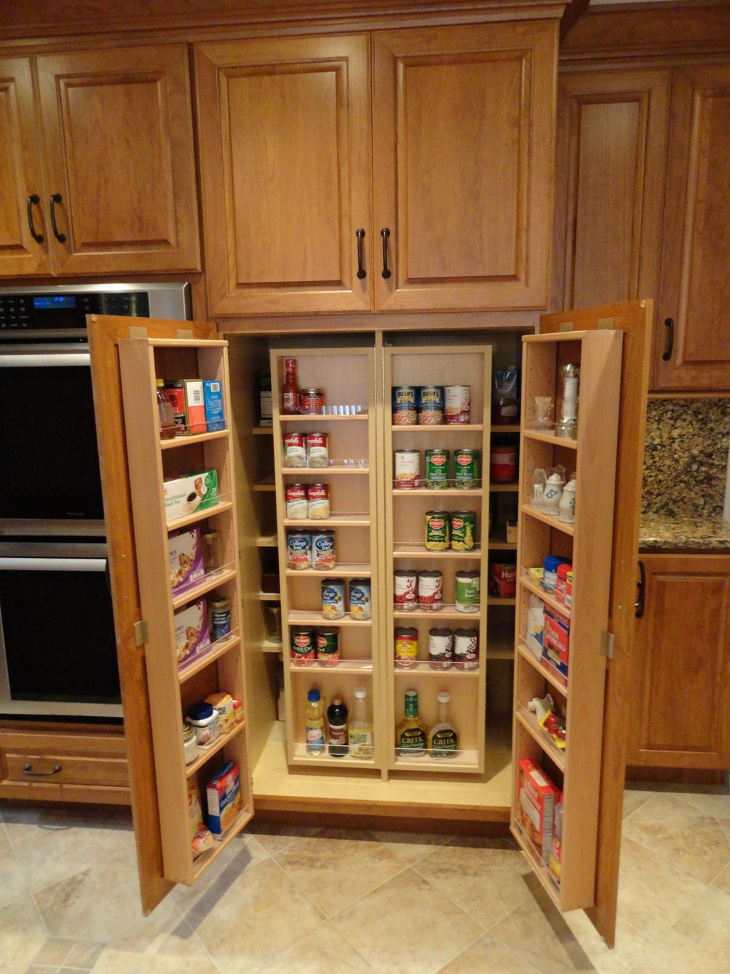 Best ideas about Large Pantry Cabinet . Save or Pin Re imagining the Kitchen Pantry Cabinet Mother Hubbard s Now.