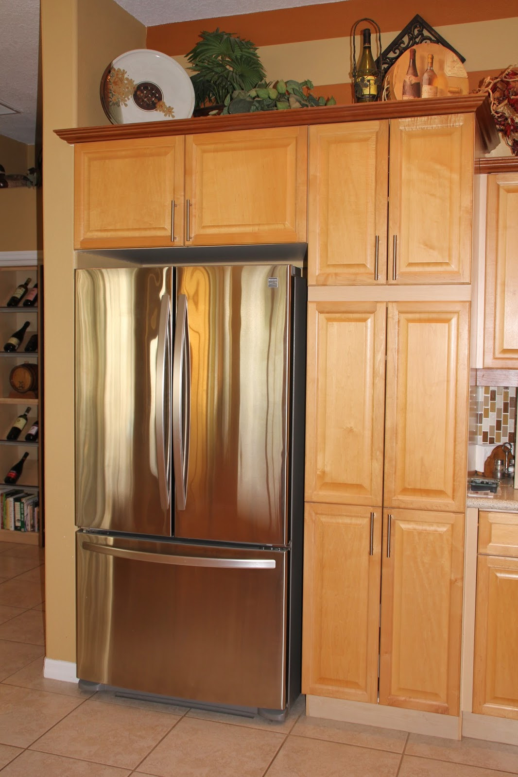 Best ideas about Large Pantry Cabinet . Save or Pin Robyn Story Designs and Boutique Kitchen Re do Part 3 Now.