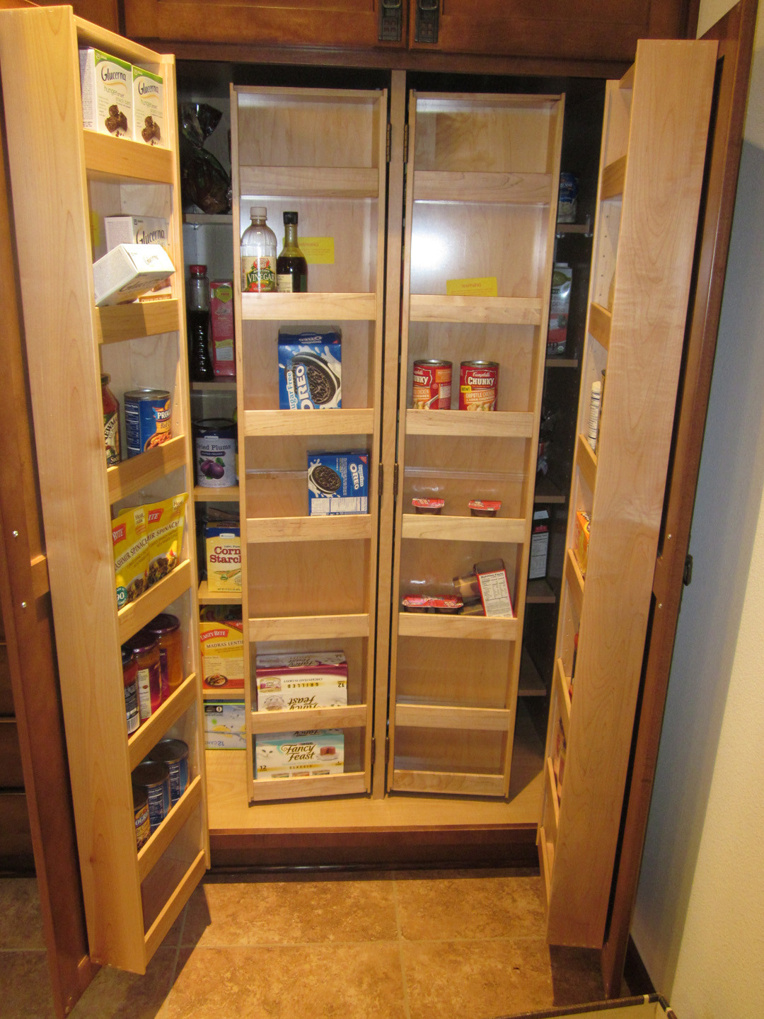 Best ideas about Large Pantry Cabinet . Save or Pin Letters from Shenanigan Valley Idaho And Jay Gets a Now.