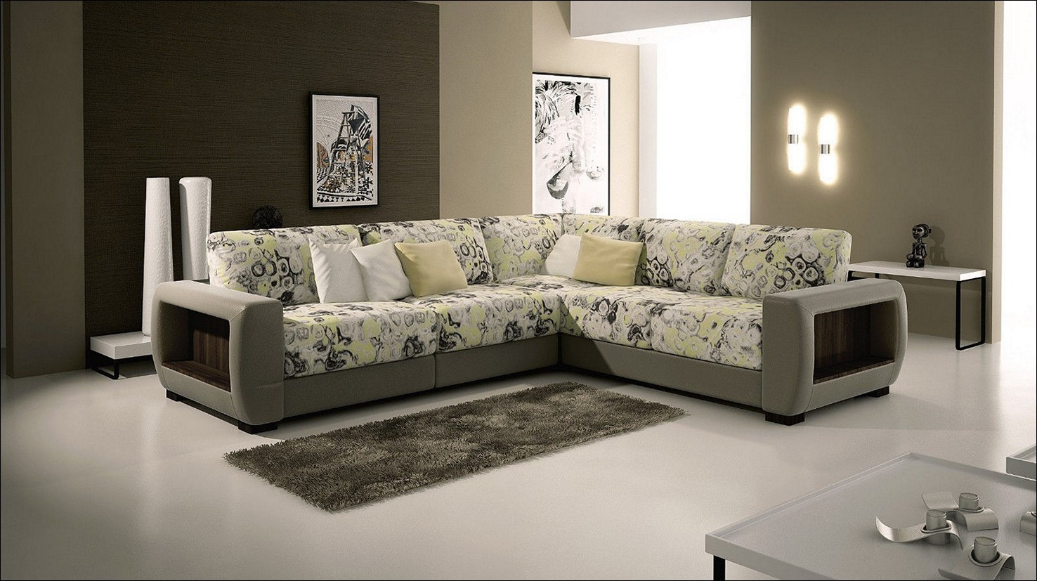 Best ideas about Large Wall Art For Living Room . Save or Pin Decorating large wall living room oversized wall art Now.