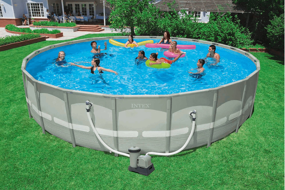 Best ideas about Largest Above Ground Pool . Save or Pin Expert's Guide Everything About Ground Pools Now.