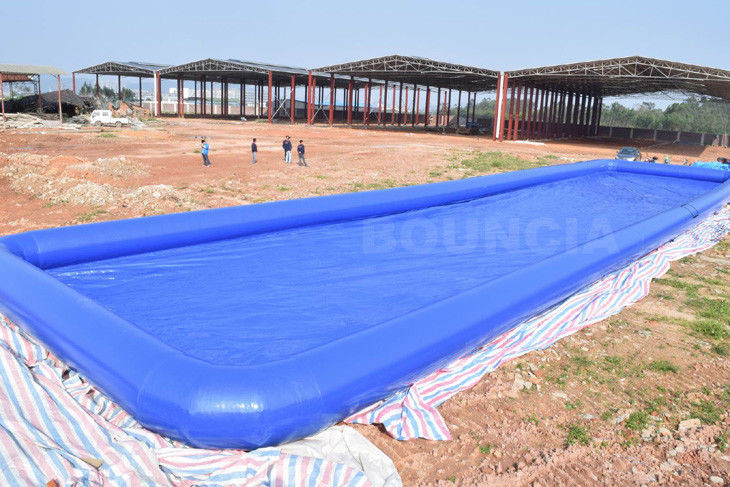 Best ideas about Largest Above Ground Pool . Save or Pin Custom Blue Color st Inflatable Water Pool Square Now.
