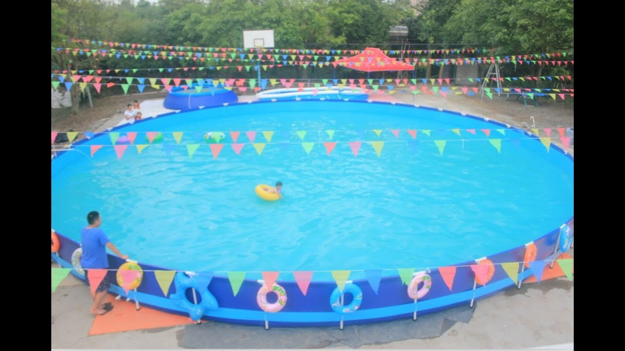 Best ideas about Largest Above Ground Pool . Save or Pin above ground swimming pool China factory Now.