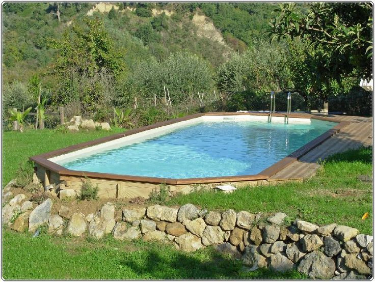 Best ideas about Largest Above Ground Pool . Save or Pin 43 best LARGE Ground Pools images on Pinterest Now.