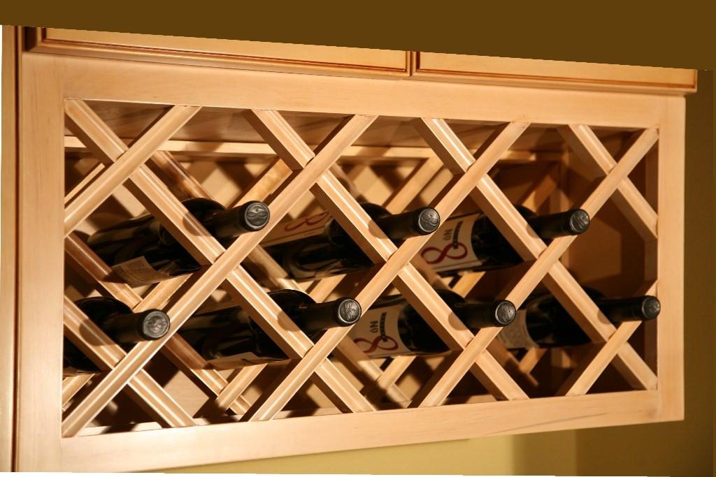 Best ideas about Lattice Wine Rack DIY . Save or Pin Best Wine Rack Lattice in Your Kitchen Now.