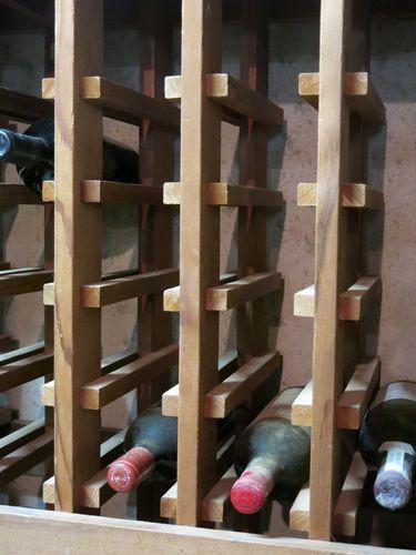 Best ideas about Lattice Wine Rack DIY . Save or Pin lattice wine rack plans by buck cpa LumberJocks Now.