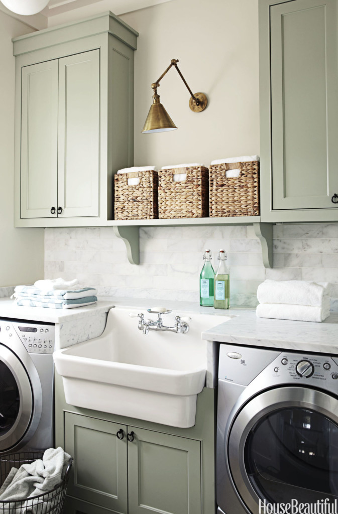Best ideas about Laundry Room Cabinet Ideas . Save or Pin Laundry Room Makeover Ideas Now.