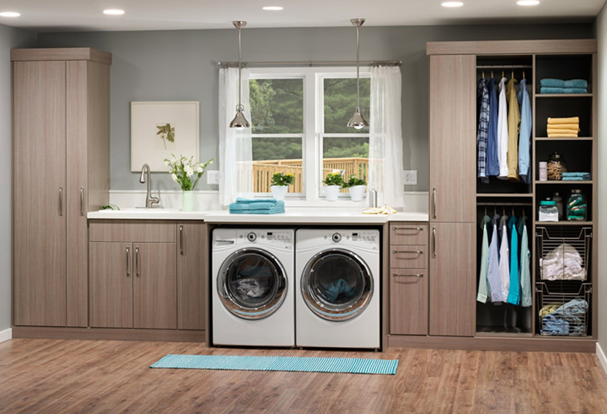 Best ideas about Laundry Room Cabinet Ideas . Save or Pin Modern Laundry Room Cabinets Ideas for You to Think about Now.