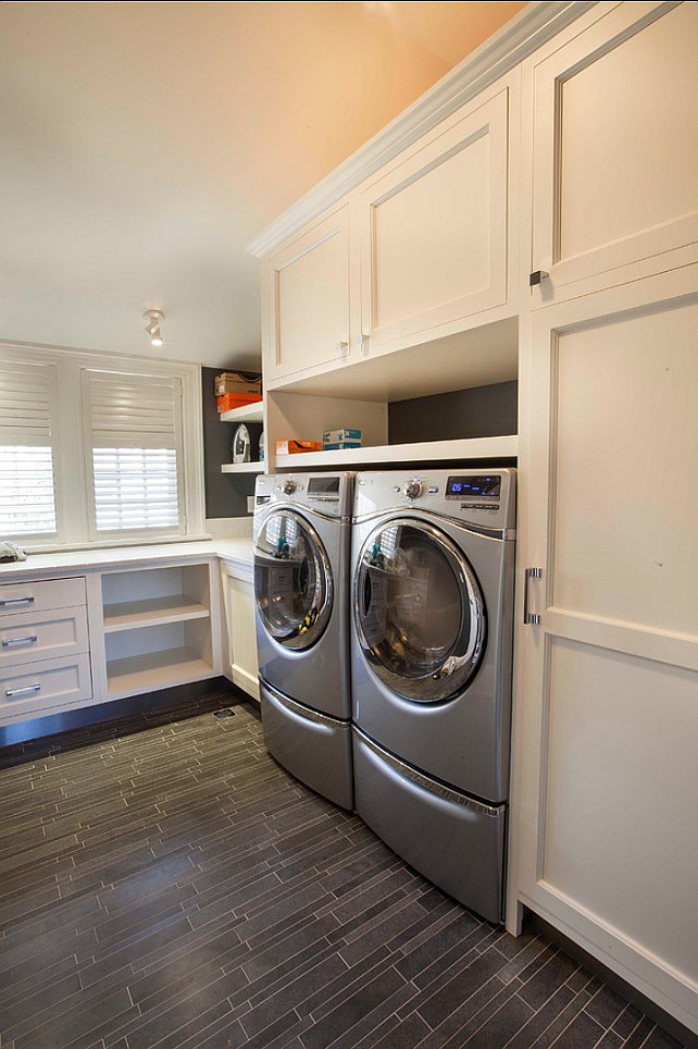 Best ideas about Laundry Room Cabinet Ideas . Save or Pin Traditional Transitional & Coastal Interior Design Ideas Now.