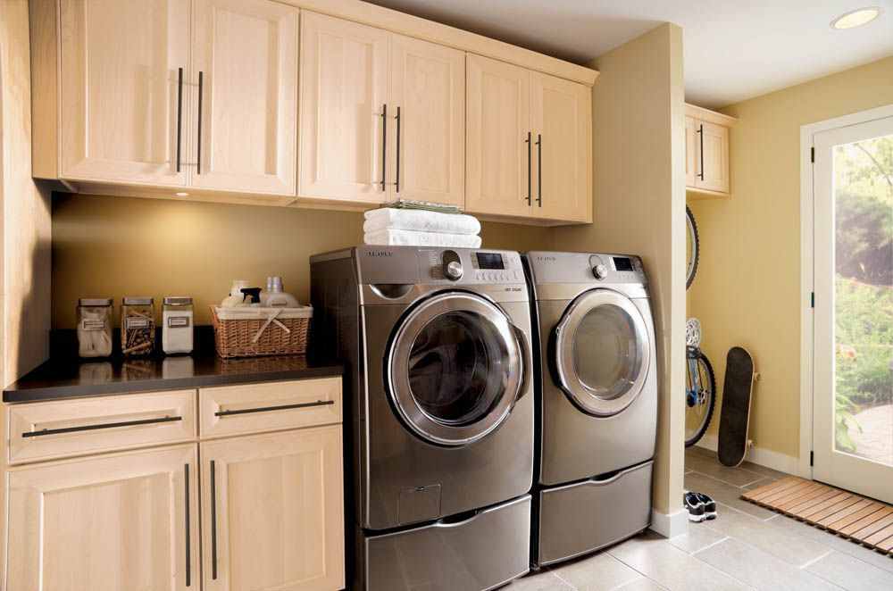 Best ideas about Laundry Room Cabinet Ideas . Save or Pin 40 Laundry Room Cabinets To Make This House Chore So Much Now.