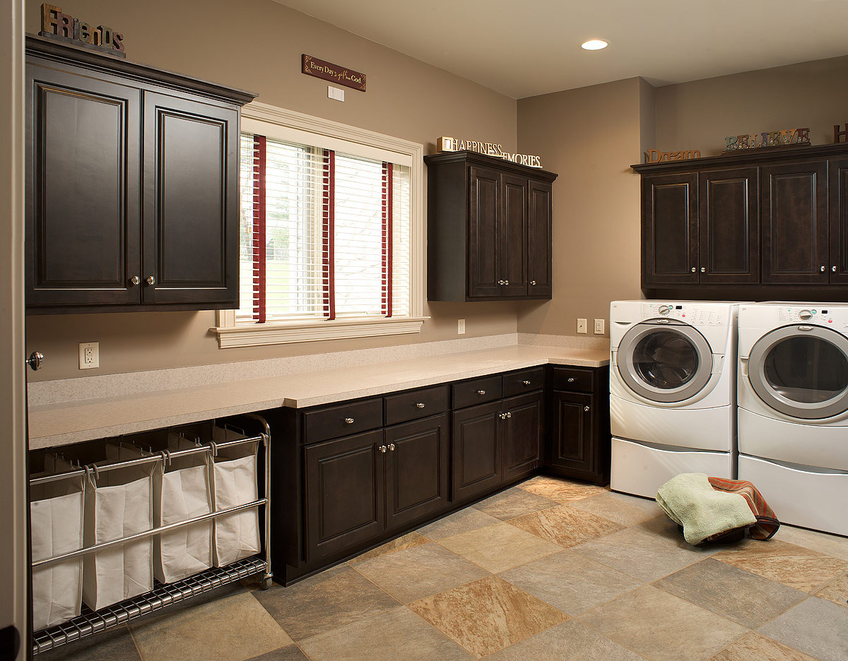 Best ideas about Laundry Room Cabinet Ideas . Save or Pin Things To Consider When Designing A Laundry Room Now.