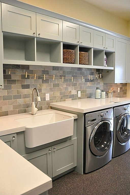 Best ideas about Laundry Room Cabinet Ideas . Save or Pin 25 best ideas about Laundry Room Cabinets on Pinterest Now.