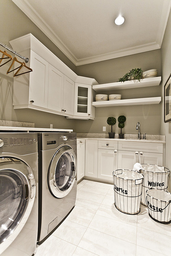 Best ideas about Laundry Room Drying Rack . Save or Pin 9 Clothes Drying Rack Ideas That Will Inspire Now.