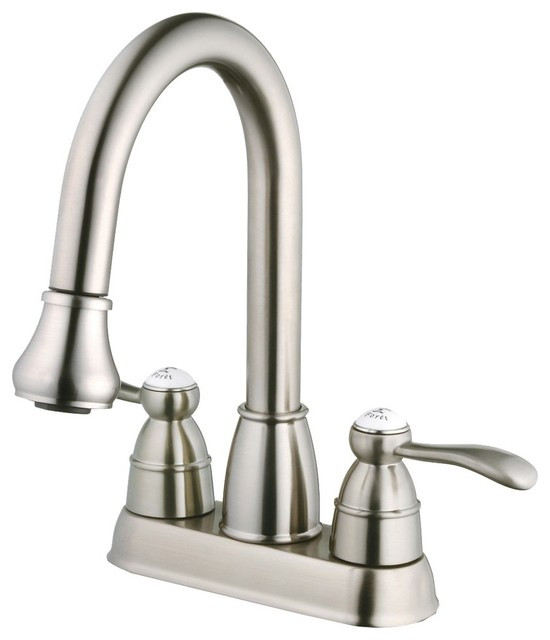 Best ideas about Laundry Room Faucets . Save or Pin Belle Foret N600 01 SS Pull Down Spray Laundry Faucet in Now.