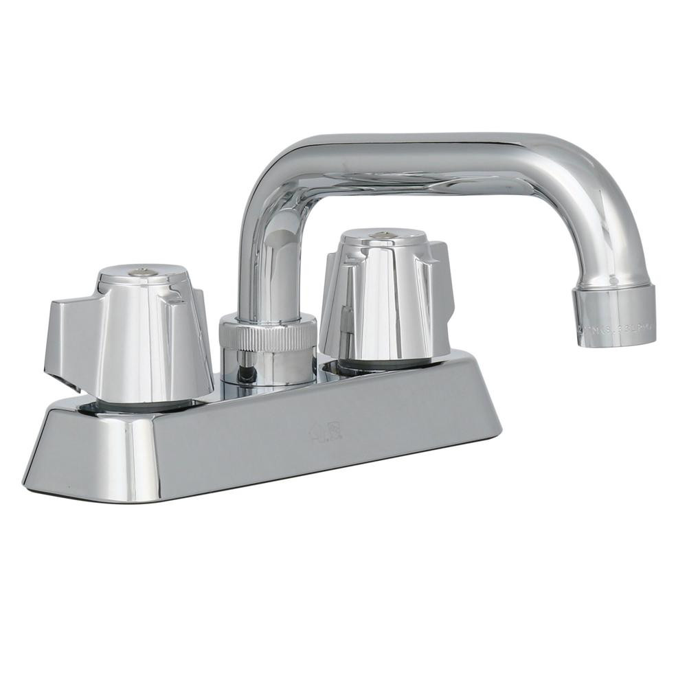 Best ideas about Laundry Room Faucets . Save or Pin Homewerks Worldwide 2 Handle Laundry Faucet in Chrome 16 Now.