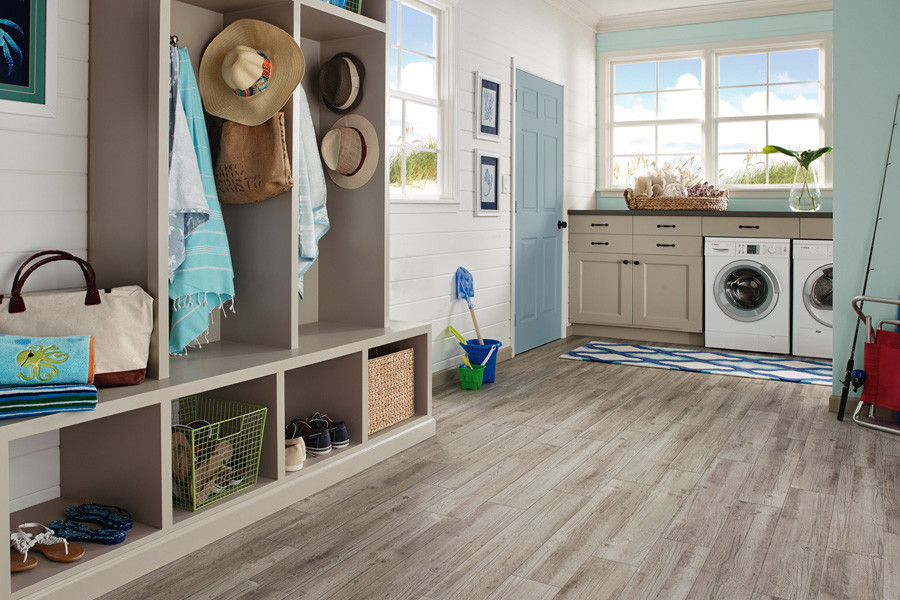 Best ideas about Laundry Room Flooring . Save or Pin Laundry Room Flooring Guide Now.