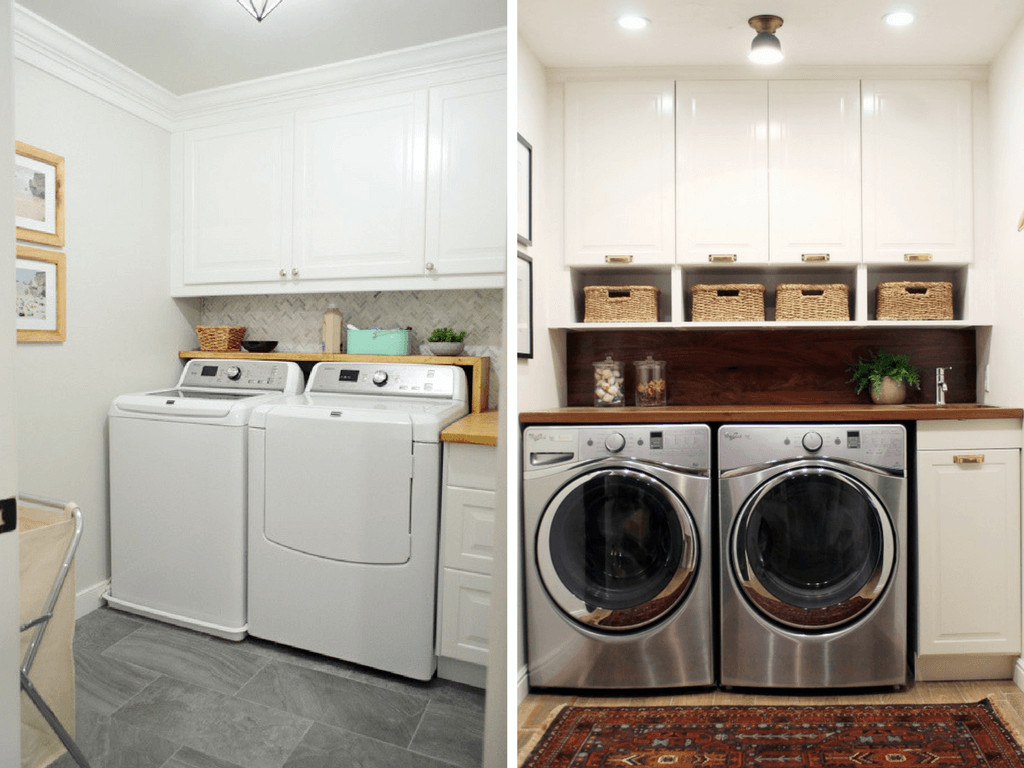 Best ideas about Laundry Room Images . Save or Pin Laundry Room Ideas 12 Ideas for Small Laundry Rooms Now.