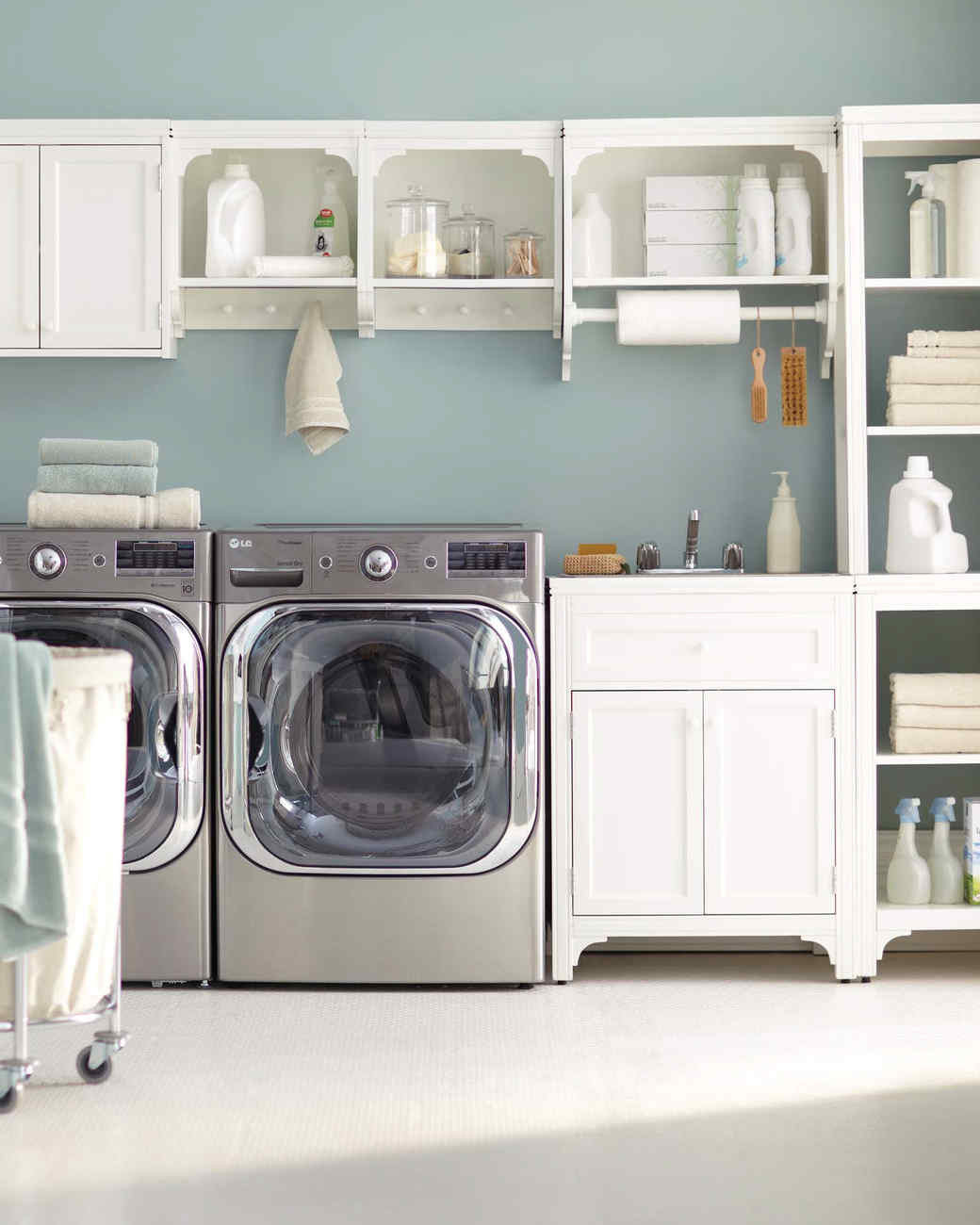 Best ideas about Laundry Room Images . Save or Pin 12 Essential Laundry Room Organizing Ideas Now.