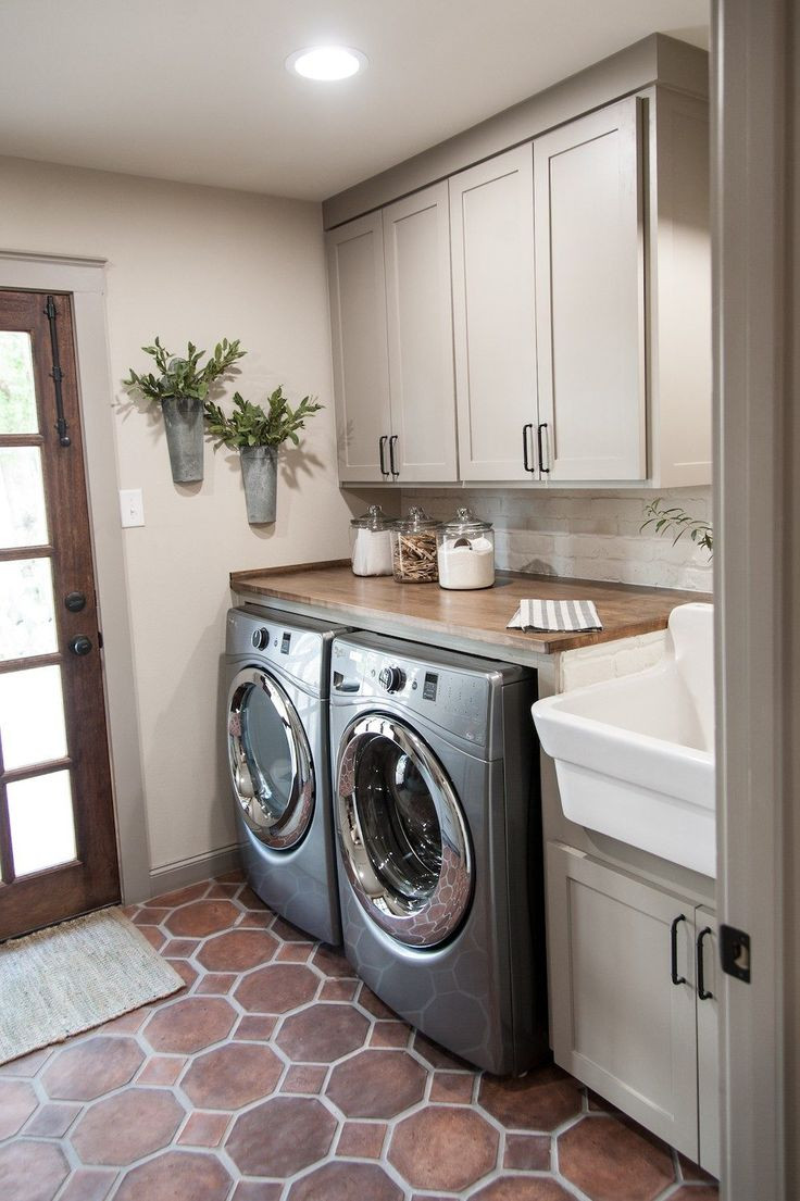Best ideas about Laundry Room Images . Save or Pin Best Flooring for a Laundry Room Now.