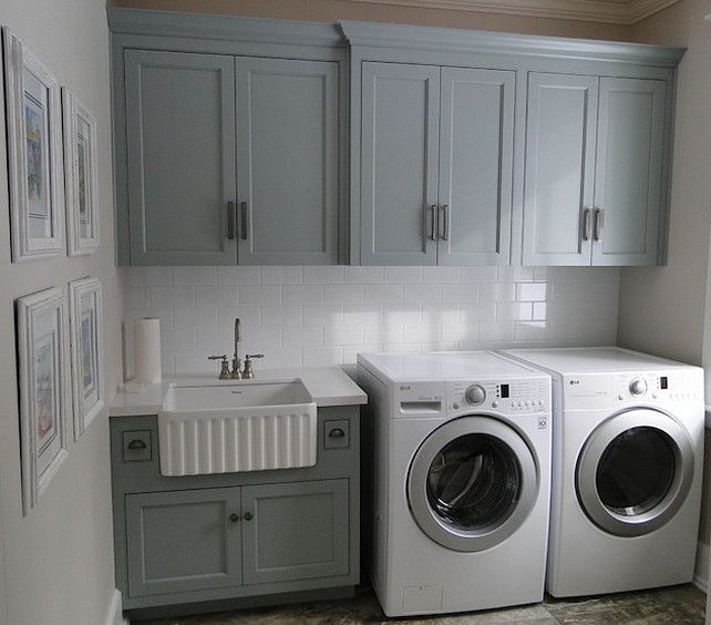 Best ideas about Laundry Room Images . Save or Pin laundry Now.