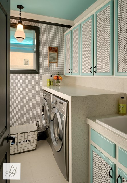 Best ideas about Laundry Room Las Vegas . Save or Pin Las Vegas Resort Modern Laundry Room las vegas by Now.