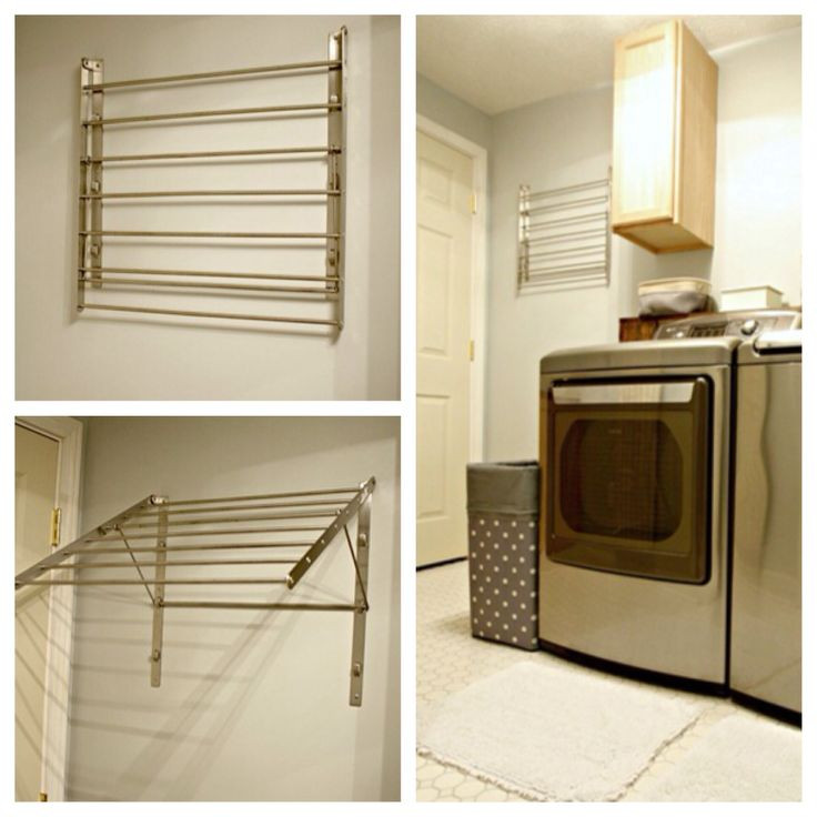 Best ideas about Laundry Room Rack . Save or Pin 1000 ideas about Laundry Drying Racks on Pinterest Now.